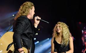 Maná toca en España con Shakira y ex Mecano