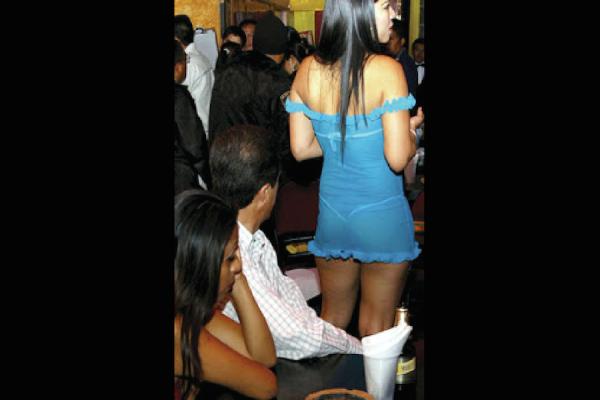 prostitutas en senegal prostitutas mairena del aljarafe