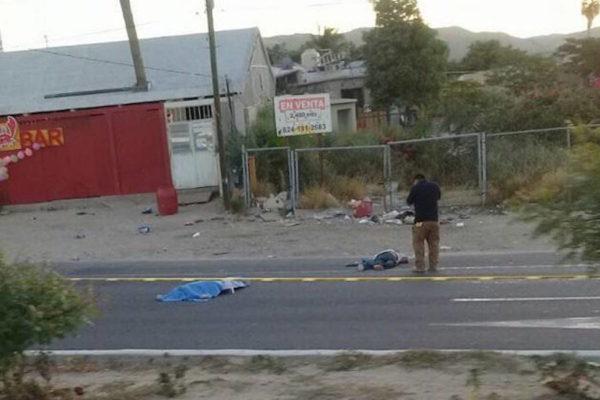 Otros dos muertos en los cabos en la carretera sjc - Aeropuerto de los cabos mexico ...
