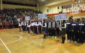 Los Cabos, tiene 3 medallas de oro en baloncesto; Mulege una