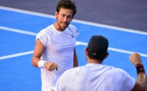 Se definen las semifinales en el Abierto de Tenis Mifel presentado por Cinemex