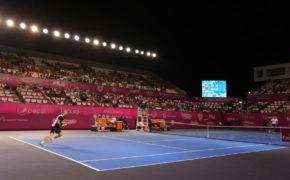 Del 29 de julio al 3 de agosto, el Abierto de Tenis de Los Cabos