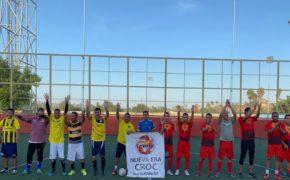 Organiza la CROC torneos de fútbol y sana convivencia entre sus agremiados hoteleros de Los Cabos