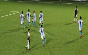 Dividen puntos La Paz F.C. y Arroceros de Cuautla; Lobos marinos ganó en penales