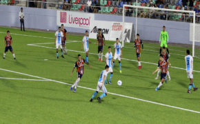 Le quitan lo invito a La Paz F.C., cae 1 a 0 contra Atlético San Francisco