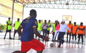 En los hechos, no en el discurso, la CROC apoya el deporte, la cultura y la recreación en Los Cabos