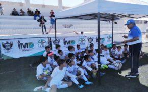Los Tuzos del Pachuca buscan talentos sudcalifornianos para llevarlos al futbol profesional