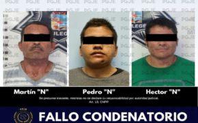 Les esperan varios años de cárcel al trío que mataron al periodista Rafael Murúa en Santa Rosalía