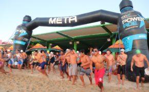 """Todo un éxito el """"MédanoMan Acuatlón"""" realizado en playa de CSL"""