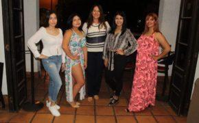 Habemus candidatas a reinas del  Festival de la Ballena Azul en Loreto