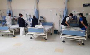 En Loreto se preparan para el COVID-19; realizan simulacro de atención a paciente