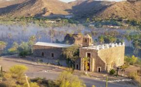 Heroica Mulegé, después del incendió que calcinó 25 hectáreas de palmares