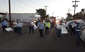 Con sanitización de calles menos va llegar el  COVID-19 a Loreto