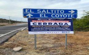 Cierran playas en La Paz, Comondú, Loreto y Mulegé; Los Cabos las mantiene abiertas con filtros policiacos