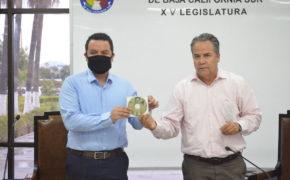 Galardonan a José Antonio Rochín Cota por Concurso de Ensayo Histórico