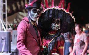 Este 01 de noviembre se proyectará Festival de Día de Muertos