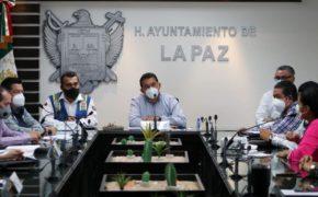 Cubrebocas obligatorio para  quienes caminen por malecón de La Paz