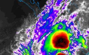 Alerta para Los Cabos y La Paz, se espera un día lluvioso