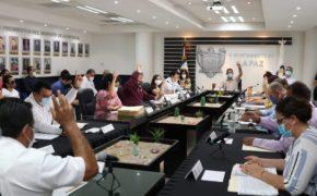 Anuncian regularización de 500 predios en colonia Calafia de La Paz