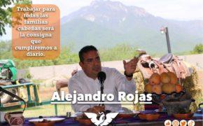 La política debe servir más a la gente: Alejandro Rojas