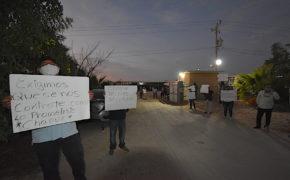 Protesta de trabajadores despedidos del Hotel Hard Rock  de CSL
