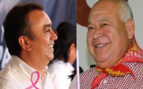 Pancho Pelayo y Víctor Castro, ¿otra vez en las urnas en el 2021?