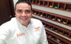 Los partidos tradicionales están en crisis; quienes los lideran sólo buscan su beneficio personal: Alejandro Rojas