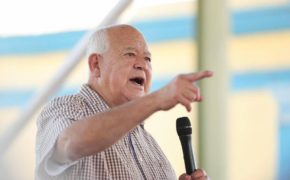 Con grandes obras de AMLO,  se revierte el olvido gubernamental  de 30 años en BCS: Víctor Castro