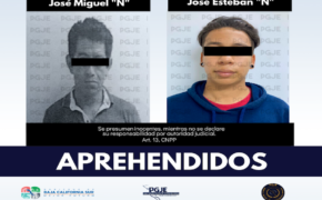 narcomenudistas son aprehendidos en La Paz