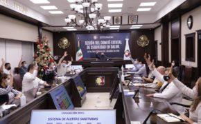 Alerta Gobernador Carlos Mendoza, hay un incremento de contagios de COVID-19