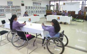 Desde el Congreso local piden sanciones al transporte público sin rampas para personas con discapacidad