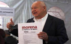 Víctor Castro Cosío promete 6 años de inversión, justicia, combate a la pobreza y un desarrollo equilibrado